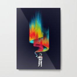 Space vandal Metal Print