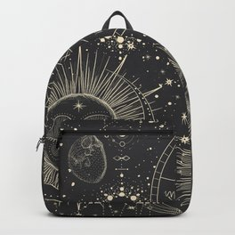 Magic patterns Backpack