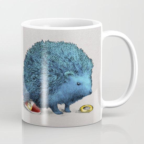 Sonic (color option) Mug
