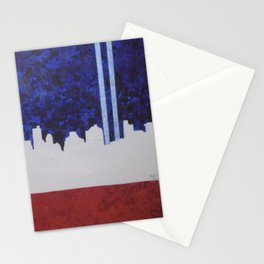 A Tribute In Light Stationery Cards
