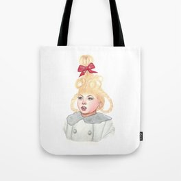 Cindy Lou Who Tote Bag