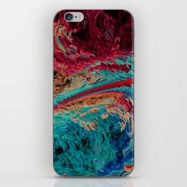 Bright Ambition iPhone Skin
