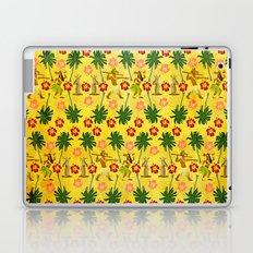 Tropical Island Unicorn Laptop & iPad Skin