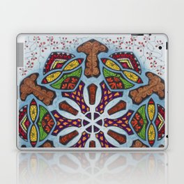Dreams Mandala - מנדלה חלומות Laptop & iPad Skin
