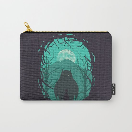Scary Monsters and Nice Sprites Carry-All Pouch