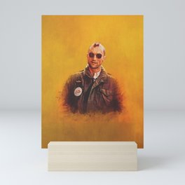 God's Lonely Man. Mini Art Print