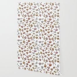 Light Leopard Wallpaper