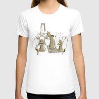 revolution T-shirts featuring Revolution! by sergio37