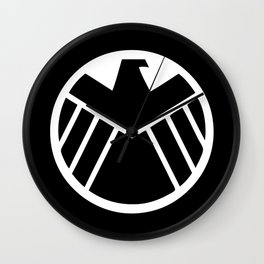 SHIELD Wall Clock