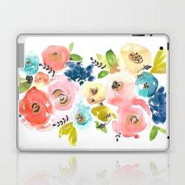 Floral POP #2 Laptop & iPad Skin