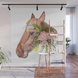 fiesta horse Wall Mural