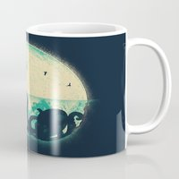 creativity Mugs featuring The Big One by Jay Fleck