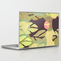 jungle Laptop & iPad Skins featuring Jungle by VessDSign