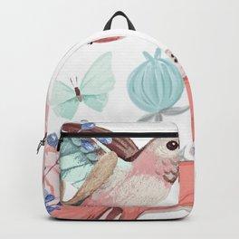 Vintage spring Backpack