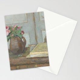 Édouard Vuillard - The Artist's Paint Box and Moss Roses Stationery Cards