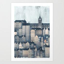 Close Art Print