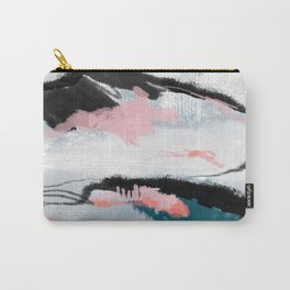 snow mountain Carry-All Pouch