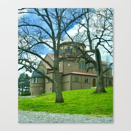 Holy Trinity Greek Orthodox Chruch Canvas Print