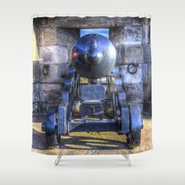 Cannon Edinburgh Castle Shower Curtain
