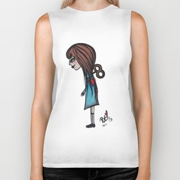 Windup Doll Biker Tank