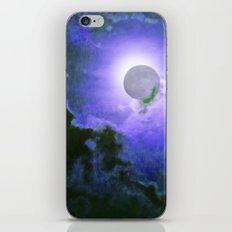 Summer Full Moon iPhone & iPod Skin