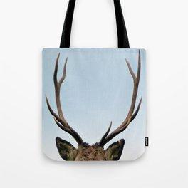 Stag antlers Tote Bag
