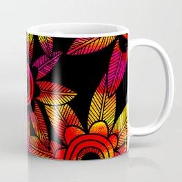 Big Floral 1 Coffee Mug
