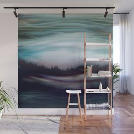 Winter Dawn Wall Mural