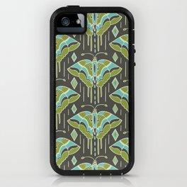 La maison des papillons iPhone Case