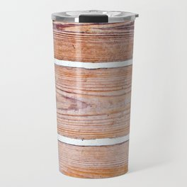 Wooden boards Travel Mug