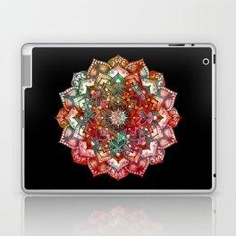 Autumn Star Mandala Laptop & iPad Skin