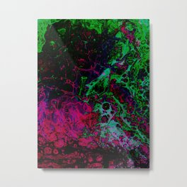The Search is Over Metal Print