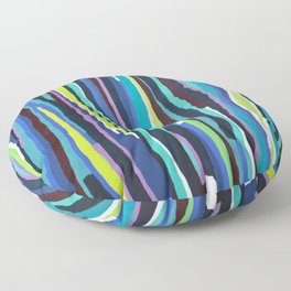 Songlines Floor Pillow