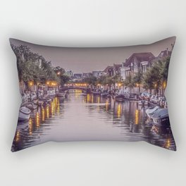 Midsummer Nights Dreamscape Rectangular Pillow