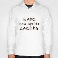 marc johns Hoodies featuring Marc Jacobs by cvrcak