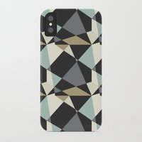 geo iPhone & iPod Cases featuring Geo by SarahFlemingDesigns