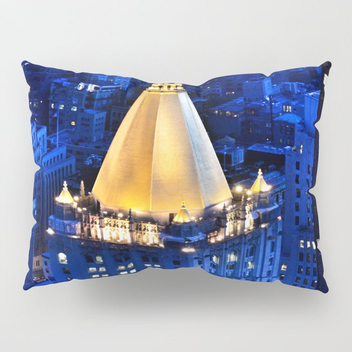 New York Life Building Pillow Sham