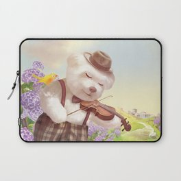 A Song For You Laptop Sleeve