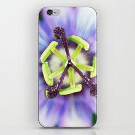 Peace Flower iPhone Skin