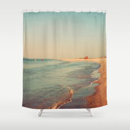 Lido #4 Shower Curtain