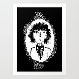My Prince Art Print