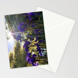 Iris Light Stationery Cards