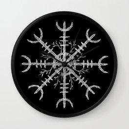 Aegishjalmur II Wall Clock