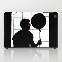 daredevil iPad Cases featuring Daredevil by Boring Palace