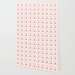Rachel's Wavy Coral Pattern Wallpaper