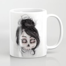 The inability to perceive with eyes notebook II Mug