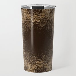 Sequential Baseline Mandala 35 Travel Mug