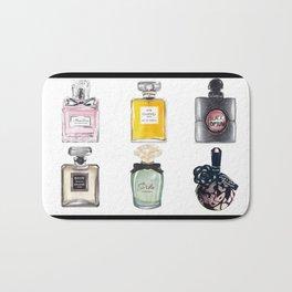 Perfume Collection Bath Mat