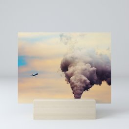 Airplane Mini Art Print