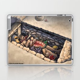 Zapotec Burial Laptop & iPad Skin